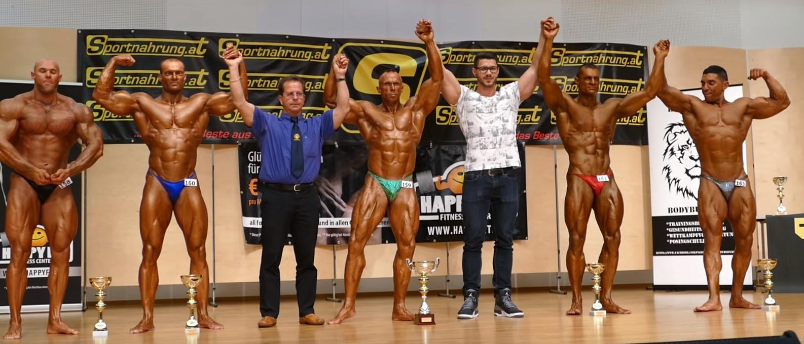 Qualifikation Mr. Universum & EM Italien